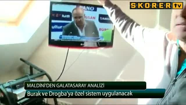 Maldini den G.Saray analizi!